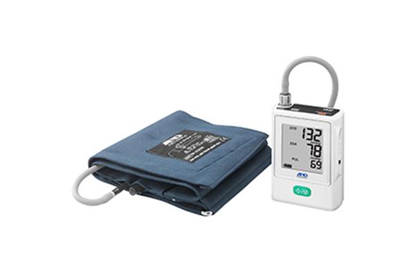 24時間携帯型自動血圧計